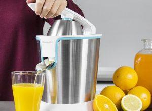 Exprimidor eléctrico naranjas y limones