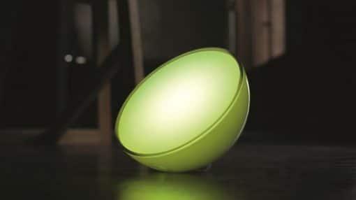 Lámpara inteligente