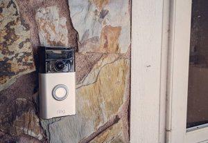 Timbre para casa con cámara inteligente