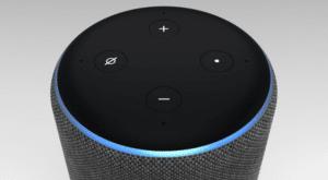 Amazon Echo Plus Gris