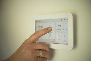 Termostato calefacción inteligente