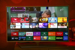Mejor televisor Smart TV 43 pulgadas