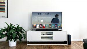 Televisor inteligente TV 55 pulgadas