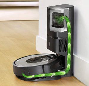 Roomba i7 y i7+