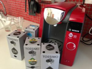 Mejor cafetera Bosch Tassimo calidad precio