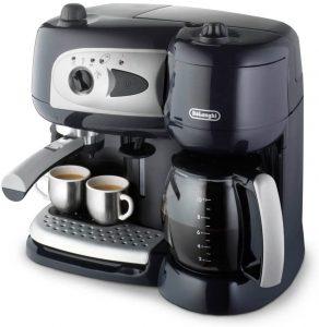 Mejor cafetera combinada calidad precio