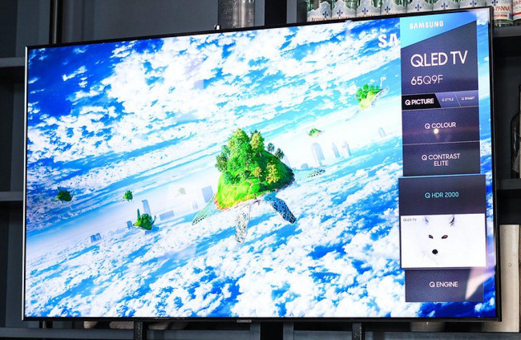 Mejor televisor Smart TV QLED