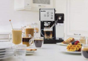 Mejor cafetera Breville calidad precio