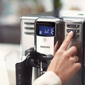 Mejor cafetera Philips automática calidad precio