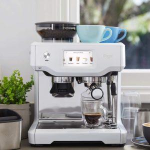 Mejor cafetera SAGE calidad precio