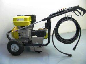 Mejor hidrolimpiadora gasolina calidad precio