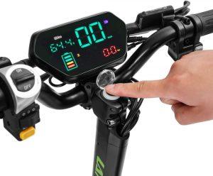 Mejor patinete eléctrico potente de gran velocidad calidad precio