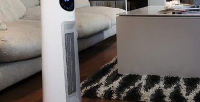 Mejor calefactor cerámico calidad precio 2020