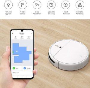 Robot aspirador Xiaomi Mijia 1C opiniones