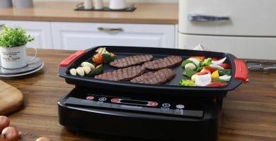 Mejor plancha de cocina calidad precio