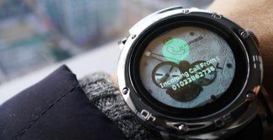 Mejor Smartwatch para llamadas (tarjeta SIM)