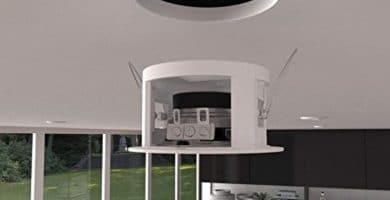 Mejor altavoz bluetooth empotrable techo