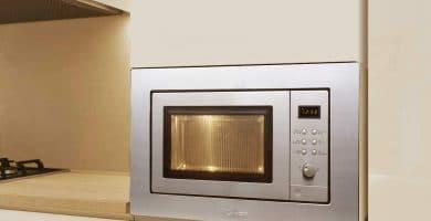 Mejor microondas integrable