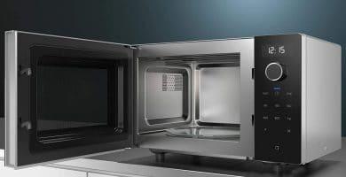 Mejor microondas Siemens